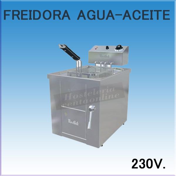 FREIDORA Electrica AGUA ACEITE MOVILFRIT F10