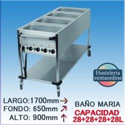 Cocinas industriales for Bano maria industrial