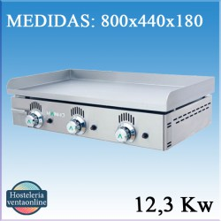 Plancha Mainho a gas NS-80